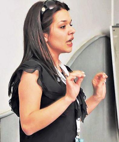 Helena Ivanov najbolja govornica sveta