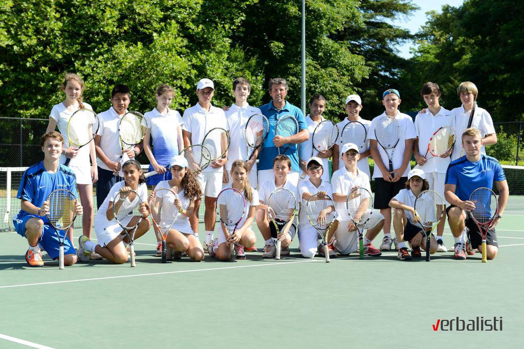 Nike teniski kamp