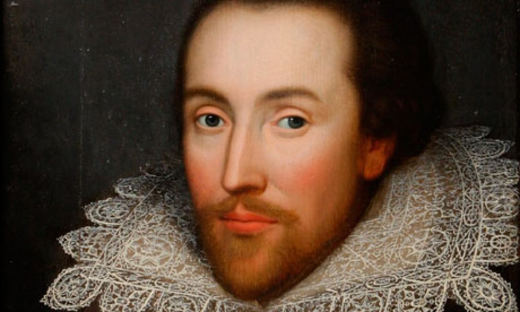 William Shakespeare turns 450