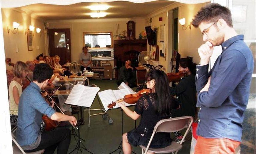 Bogdan Božović drži master-class kamerne muzike u Engleskoj