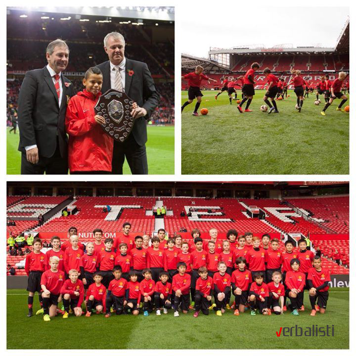 World Skills Final Manchester United competition