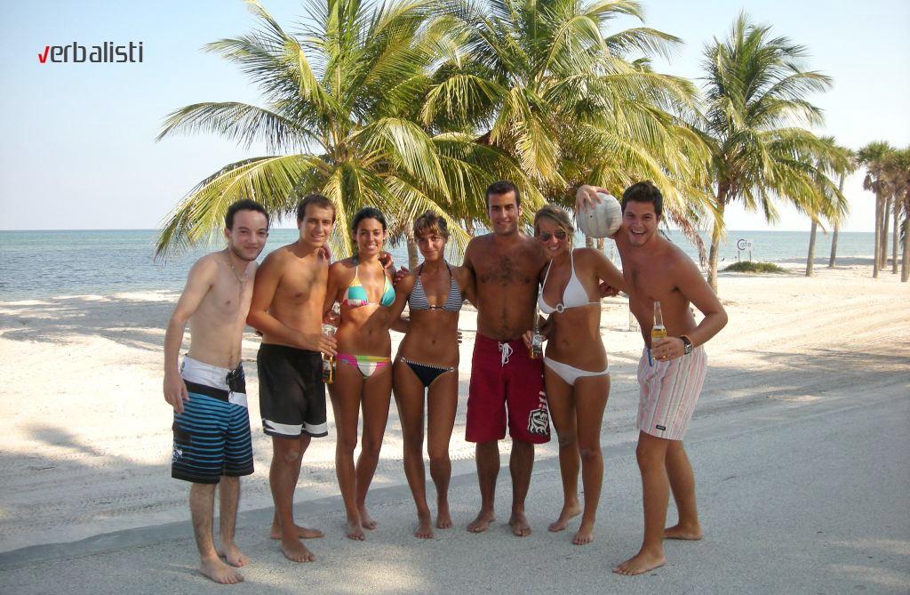 Verbalisti, Miami Beach