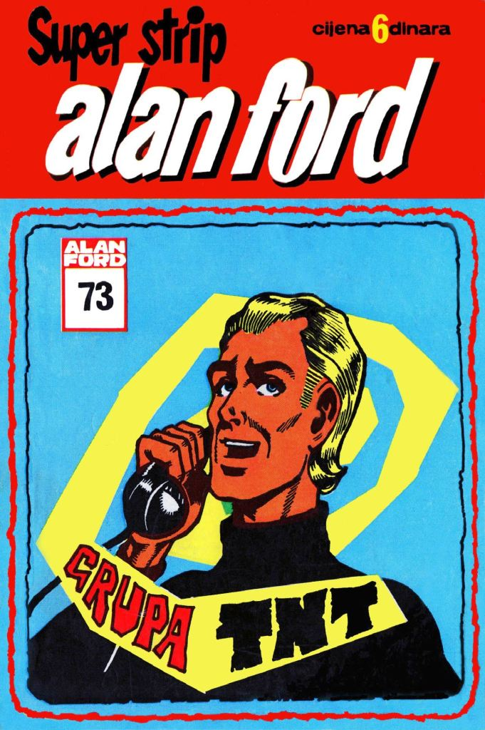 strip Alan Ford