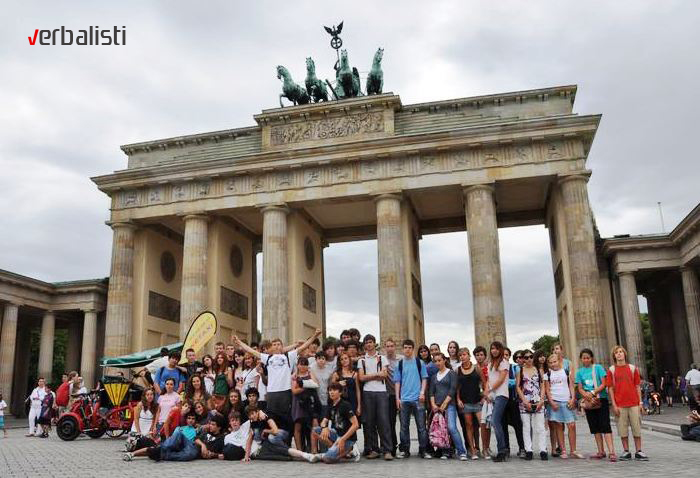 Learn German in Berlin with Verbalisti Language Network, Berlin College