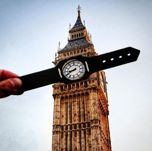Big Ben, znamenitosti Londona
