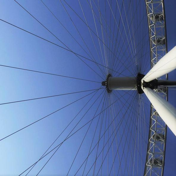 London Eye i British Airways