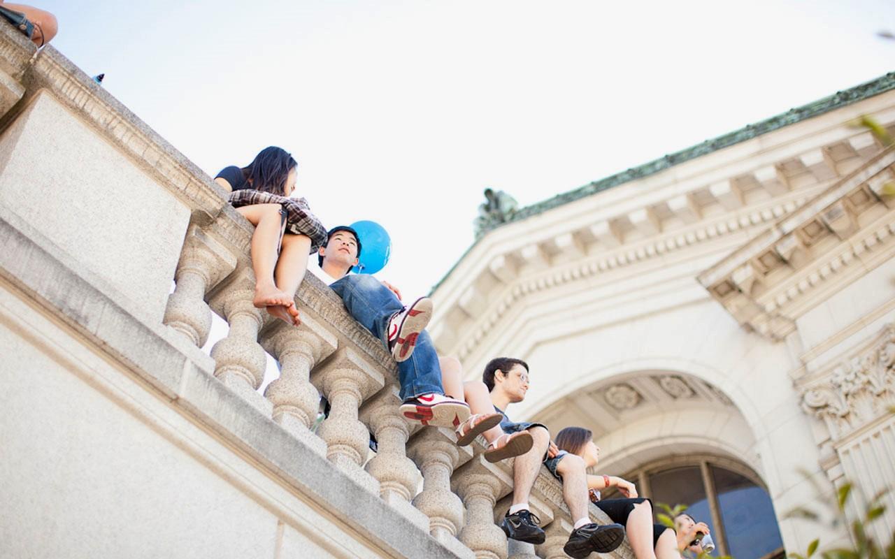 Berkeley je poznat po grantovima koje daje studentima iz celog sveta kako bi studiranje učinio pristupačnijim
