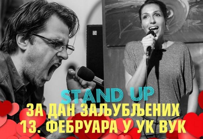 Standup komedija za Dan zaljubljenih, Verbalisti