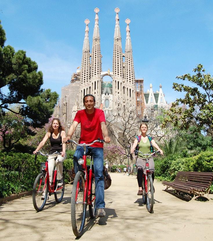 Turisticki vodic za jezicko putovanje u Barselonu