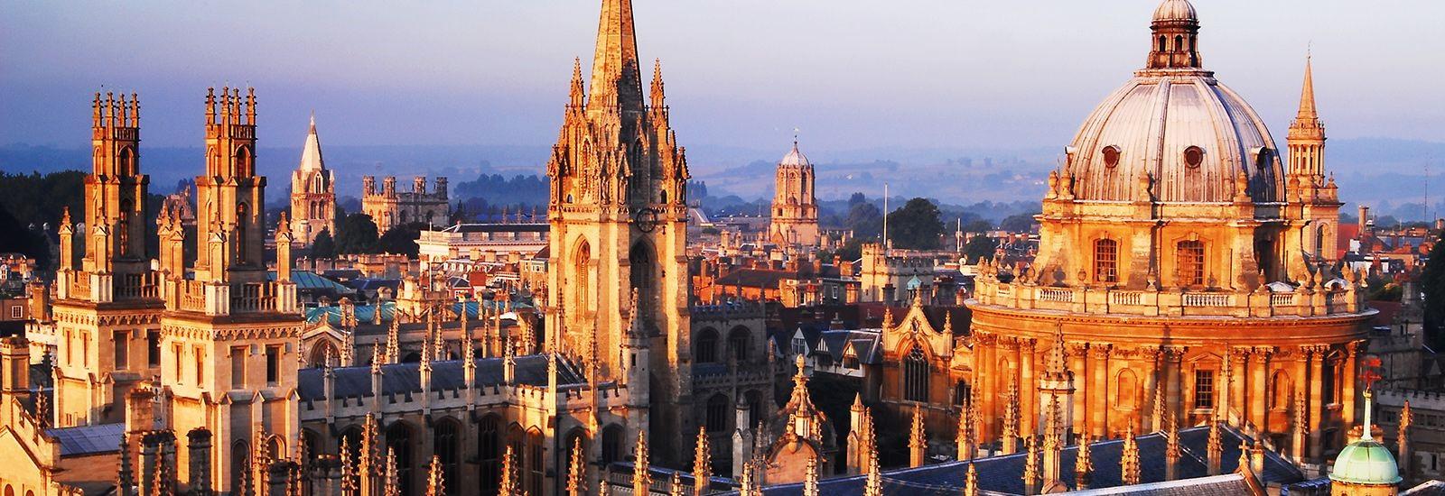 Ucenje engleskog u Oksfordu