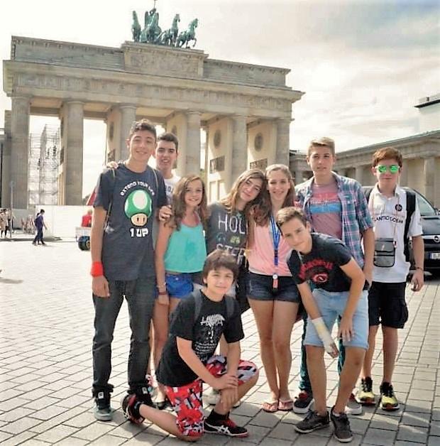 Letnje skole nemackog za decu