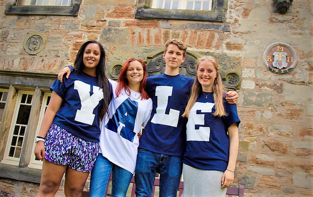 Kursevi engleskog za srednjoskolce, Verbalisti na univerzitetu Jejl