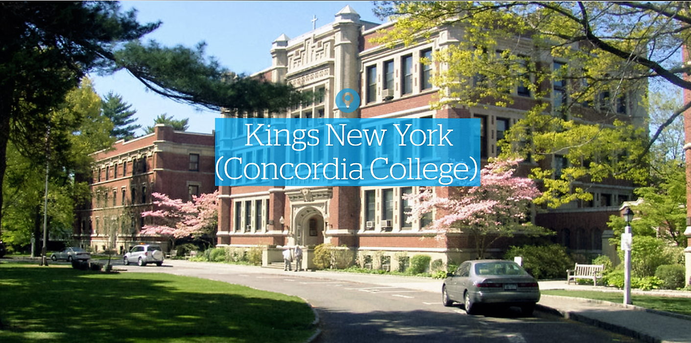 Learn English with Kings New York at Concordia College, Verbalists